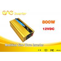Single phase chinese 800w 12v 24v dc 110v 220v ac 50hz to 60hz high frequency inverter Manufactures