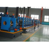 China ERW carbon steel tube mill for pipe making machine on sale