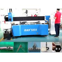 Metal CNC Tube Cutting Machine High - precision Rack and Linear Rails Manufactures