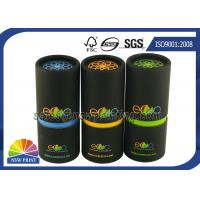 China Eco - Friendly Paper Packaging Tube / Cardboard Round Paper Cans wholesale