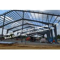 China Chinese Prefabricated Steelwork Design And Qualified Q345 Metal Structure Manufacturing wholesale
