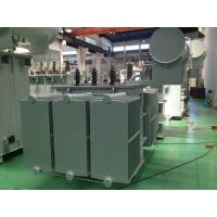 China 3 Phase Power Distribution Transformers 10MVA For Building , High Efficiency on sale