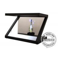 """10.1""""-84"""" Transparent 3D Holographic Showcase , Holographic Projector for Product Promotion Manufactures"""