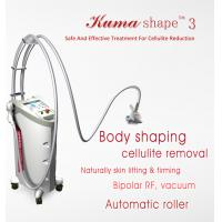 sculpting body fat liposuction therapy cellulite RF Kuma shape/ Body Cavitation Vacuum Shaping/ laser slimming Manufactures