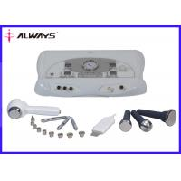 China Home Mini 4 In 1 Diamond Microdermabrasion Machine For The Face , 1mhz And 3mhz Ultrasonic wholesale
