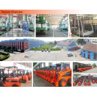China Small Green Energy electric with American AC controller Fork Lift Machine For Sale on sale