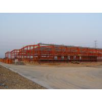 China Industrial Structural Steelwork Contracting , Prefabricated Steel Framing Systems wholesale