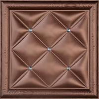 Environmental 3D Leather Wall Panels PU Leather + Polyurethane + PVC Board Material Manufactures