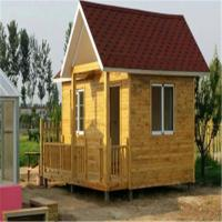 Healthy Building Material Sandwich Cement Board Prefab Steel House Over Water Bungalow Manufactures
