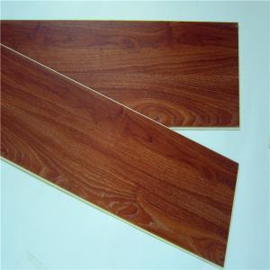 Good quality 4mm pvc spc wpc click lock vinyl flooring with Floorscore Certification Manufactures
