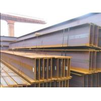China SNI Cerfified Low Carbon Steel H Beam , Metal H Beam Water Proof High Intensity on sale