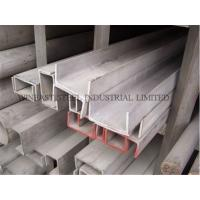 China Stainless Steel Profiles , Stainless Steel Structural Channel 310S on sale