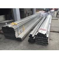 No rusty Stainless Steel Square Tubing Mirror Finished Grade 304L Manufactures