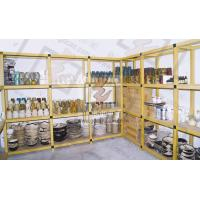 Home Large Cardboard Storage Shelves Personalized Waterproof Manufactures