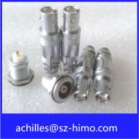 Buy cheap Lemo FFA.0S.304.CLAC44, 4 Pole Male Straight Cable Mount Circular Connector,Male Contacts from wholesalers