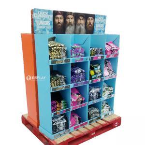 T-shirt pallet display shelf with wonderful design Manufactures