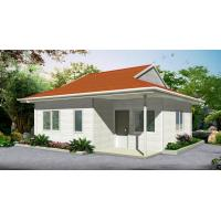 Light Steel Frame Modular Houses low cost family living house custom made design flat pack Manufactures