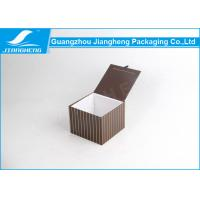 Arabic Perfume Fragrance Gift Boxes , Custom Logo Printing Paperboard Gift Boxes Manufactures