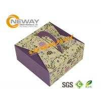 Printed food packaging boxes Take Out Food Boxes for Breakfast Delivery Manufactures