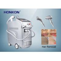 Buy cheap Permanent Painless Professional Laser Hair Removal Machine 808NM For Clinic Use from wholesalers