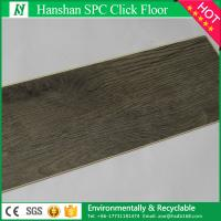 Waterproof Luxury unilin click system wpc vinyl plank with Floorscore Manufactures