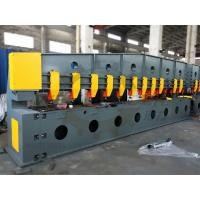 China Steel Plate Edge Milling Machine 0.75kw Chamfering 12m - 50mm Thickness on sale
