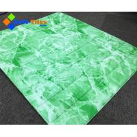 3D PE Foam Wall Stickers / panel Decor Natural Eco many bright colour available widely used in living room,wall, KTV etc Manufactures