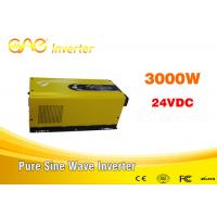 Buy cheap ONE inverter off grid solar inverter dc to ac 3000w 12v 24v 48v solar power inverter from wholesalers