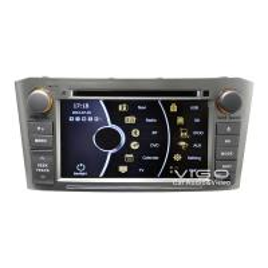 China Toyota Sat Nav DVD Car Stereo For Toyota Avensis Multimedia VTA1030 on sale