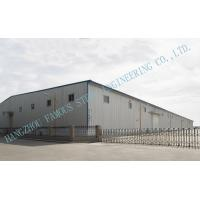 China Fast Erection Modular Industry Steel Building Fabricated By Lastest Machine wholesale