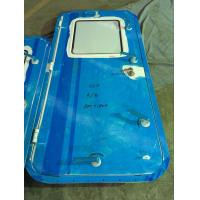Customized Stainless Stee / Aluminum Marine Access Doors / Weathertight Door With Window Manufactures