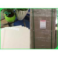 China Duplex Grey 2.5mm 3.0mm Thickness Gray Cardboard in Sheets 80x100cm on sale