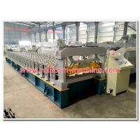 China Long Span Aluminum Roofing Sheet Making Machine with Low Prices, Fast Delivery and Long Lifespan Guarantee on sale