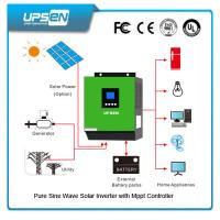 China DC to AC Photovoltaic Power Inverter with MPPT Controller wholesale
