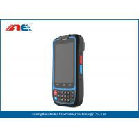 Short Distance Handheld RFID Reader HF For Warehouse Management Android 4.4.2 System Manufactures