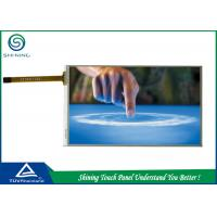China LCD Display 4 Wire Touch Screen Panels 5.2 Inch With ITO Film And ITO Glass on sale