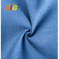 China Pattern Fake Linen Weight 300gsm Width 145cm Application Sofa wholesale