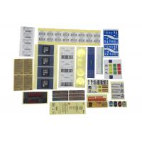 Full Color Booklet Printing 80 Gsm Art Paper Matte / Glossy Finish Self Adhesive Manufactures