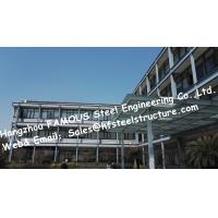 Prefabricated Multi-storey Steel Building Construction Residential Apartment Buildings Manufactures