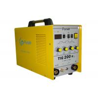 TIG200M Thin Stainless Plate Inverter Tig Welder Machine With Pulse , Normal Operation In 2A Manufactures