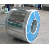 China High Surface Hardness Galvalume Steel Coil 0.14 - 2.0 MM Thickness on sale