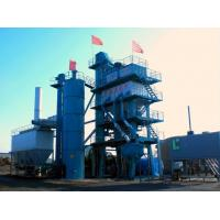 380V / 50HZ 240T Hot Mix Bitumen Plant , Asphalt Processing Plant With Italy Imported Burner​