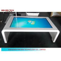 Touch Sreen Conference Table Kiosk , All-In-One LCD Touch Screen Display Manufactures