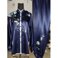 China hot sale women clothing for wushu with embroidery on sale