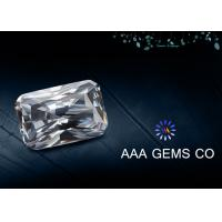 Buy cheap OEM White Forever Brilliant Moissanite Diamonds G or H In Color from wholesalers