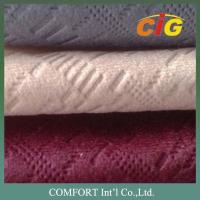 100% Polyester automotive car seat upholstery fabric For Car Seat Cover Manufactures