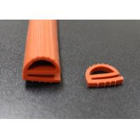 Dustproof Custom EPDM Rubber Seal Strip Professional Shock Absorption