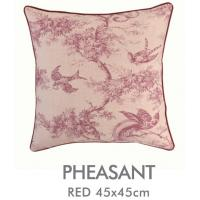 China Custom Polyester Printed Cushion Covers / Decorative Sofa Pillows With Invisible Zipper on sale