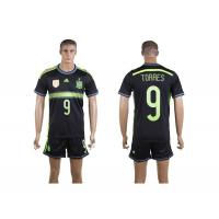 New arrival hotest Spanish national team away kit  2014 World Cup Spain soccer jerseys Manufactures