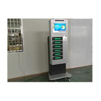 High End Computer Floor Standing Mobile Phone Charge Machine with Big Touch Screen Manufactures